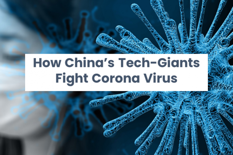 Alibaba Fights Corona Virus