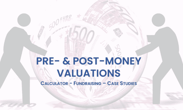 Pre-Money & Post-Money Valuations